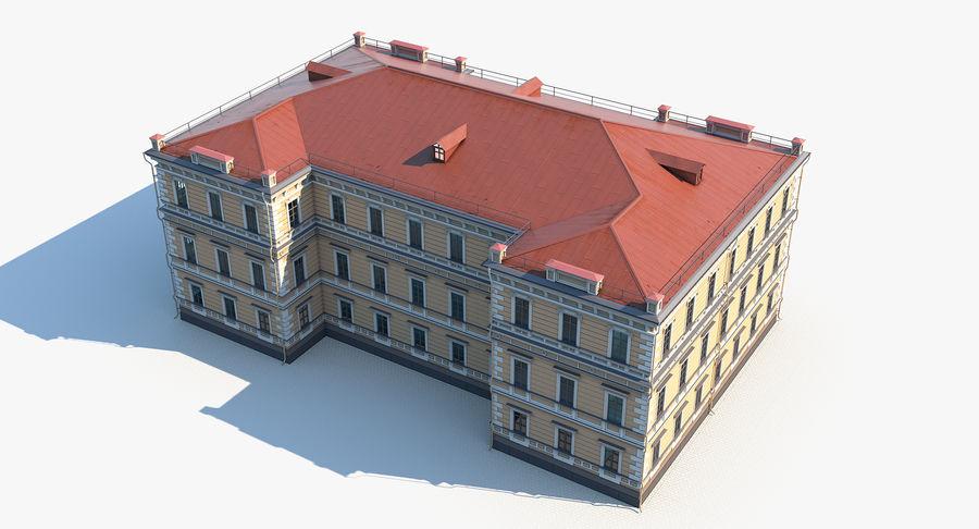 模块化建筑 royalty-free 3d model - Preview no. 5