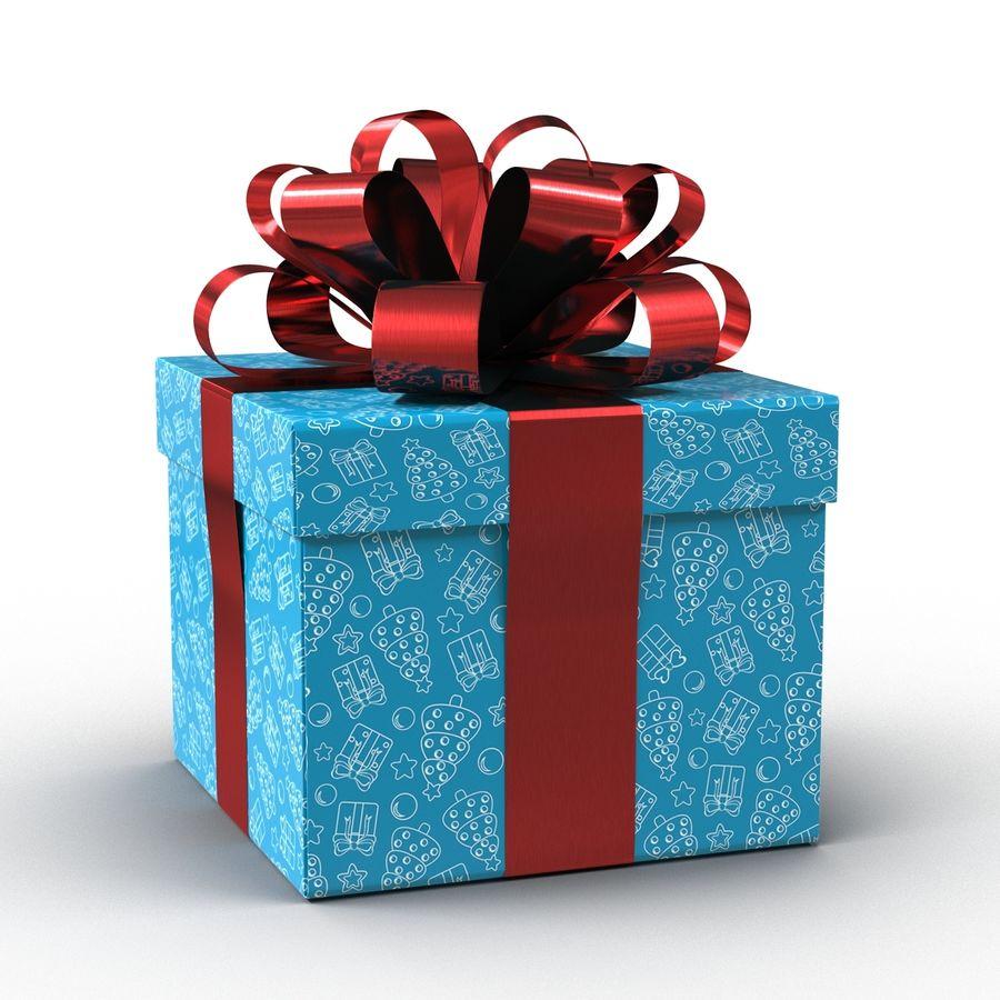 Geschenkboxen-Auflistung royalty-free 3d model - Preview no. 37