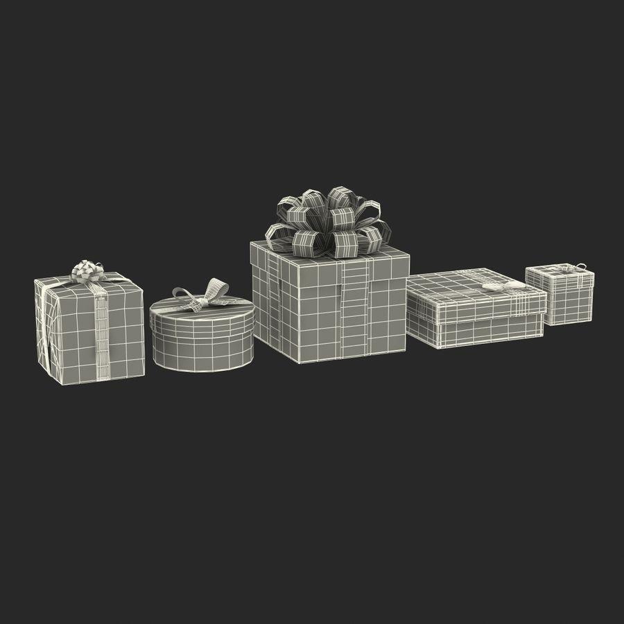Geschenkboxen-Auflistung royalty-free 3d model - Preview no. 58