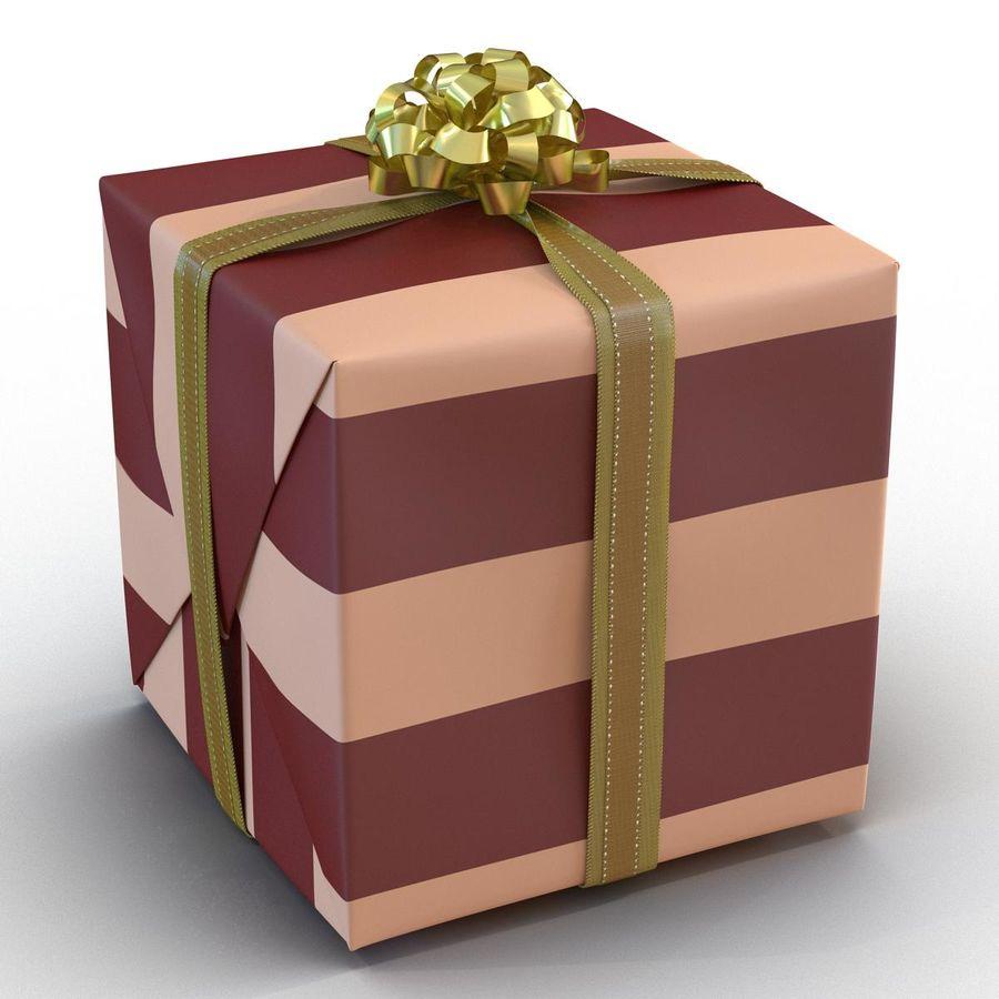 Geschenkboxen-Auflistung royalty-free 3d model - Preview no. 13