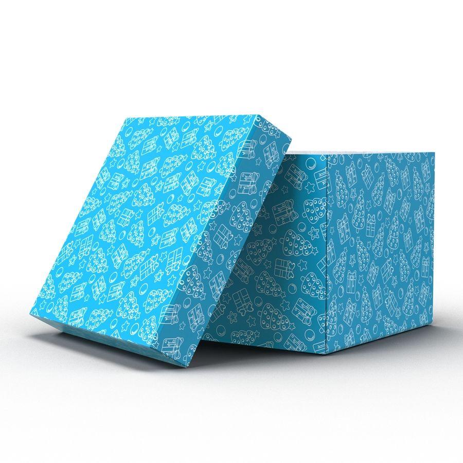 Geschenkboxen-Auflistung royalty-free 3d model - Preview no. 40