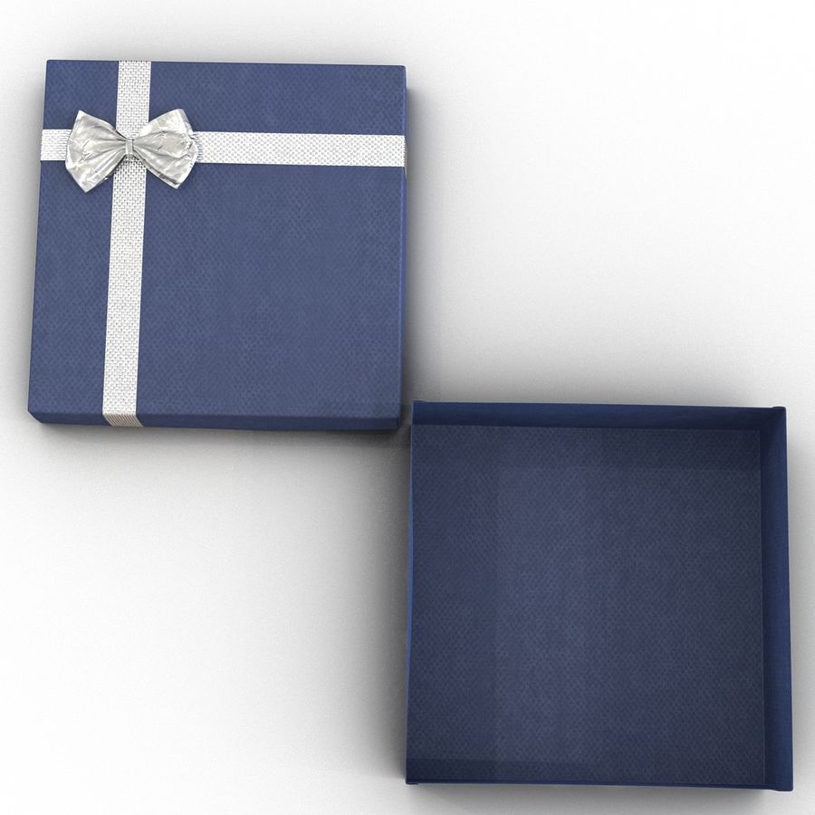 Geschenkboxen-Auflistung royalty-free 3d model - Preview no. 28