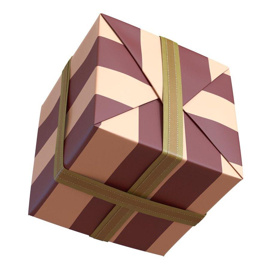 Geschenkboxen-Auflistung royalty-free 3d model - Preview no. 16