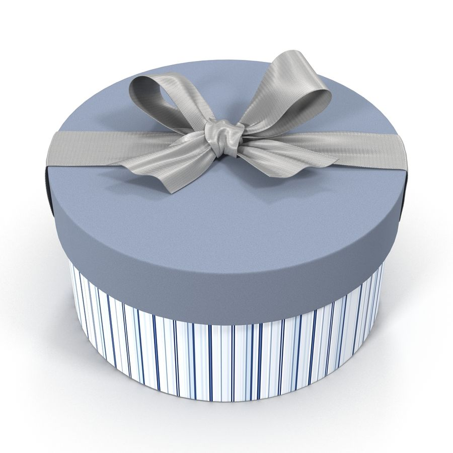 Geschenkboxen-Auflistung royalty-free 3d model - Preview no. 32