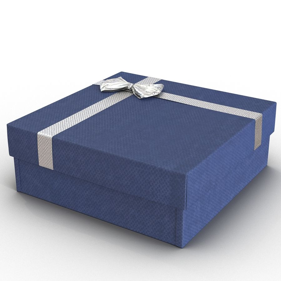 Geschenkboxen-Auflistung royalty-free 3d model - Preview no. 26