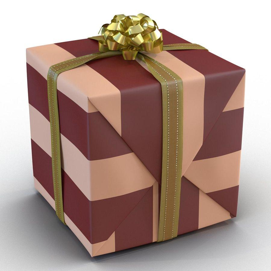 Geschenkboxen-Auflistung royalty-free 3d model - Preview no. 14