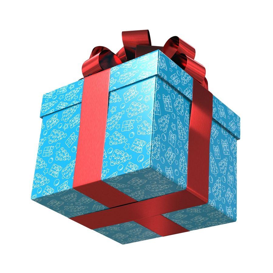 Geschenkboxen-Auflistung royalty-free 3d model - Preview no. 38