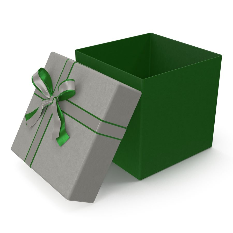 Geschenkboxen-Auflistung royalty-free 3d model - Preview no. 19