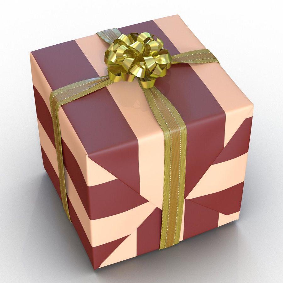Geschenkboxen-Auflistung royalty-free 3d model - Preview no. 15