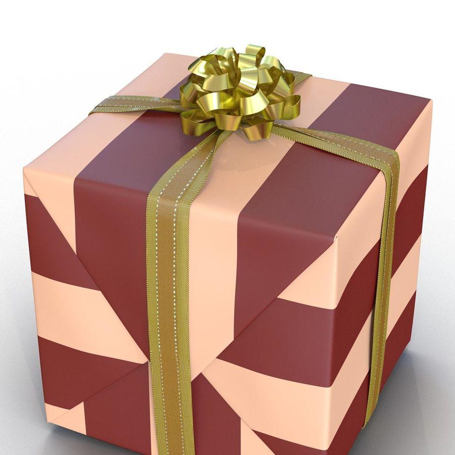Geschenkboxen-Auflistung royalty-free 3d model - Preview no. 17