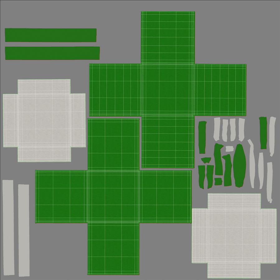Geschenkboxen-Auflistung royalty-free 3d model - Preview no. 54
