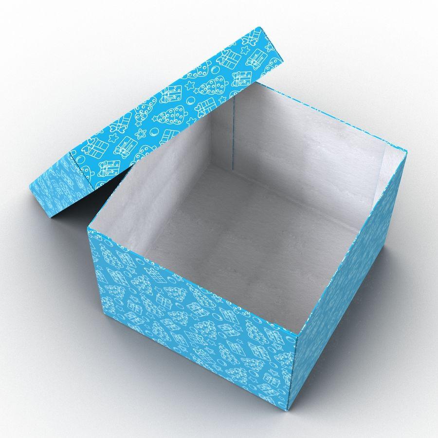 Geschenkboxen-Auflistung royalty-free 3d model - Preview no. 39