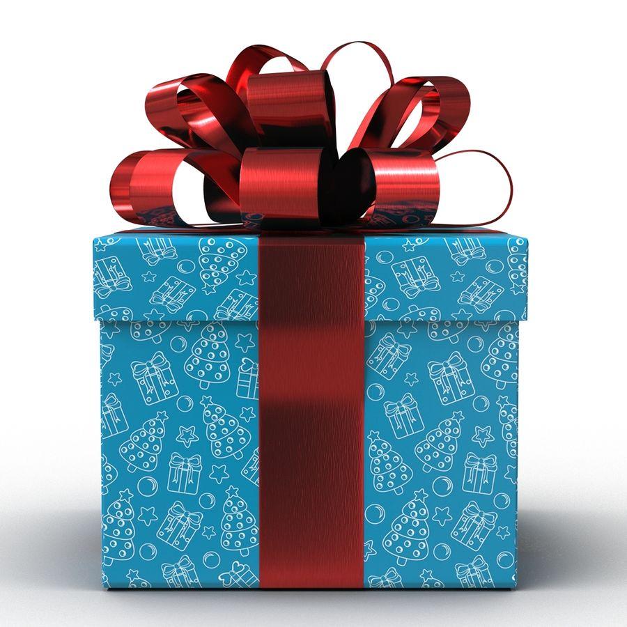 Geschenkboxen-Auflistung royalty-free 3d model - Preview no. 36