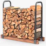 woodスタック 3d model