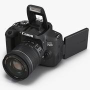 Canon EOS 750D 3d model