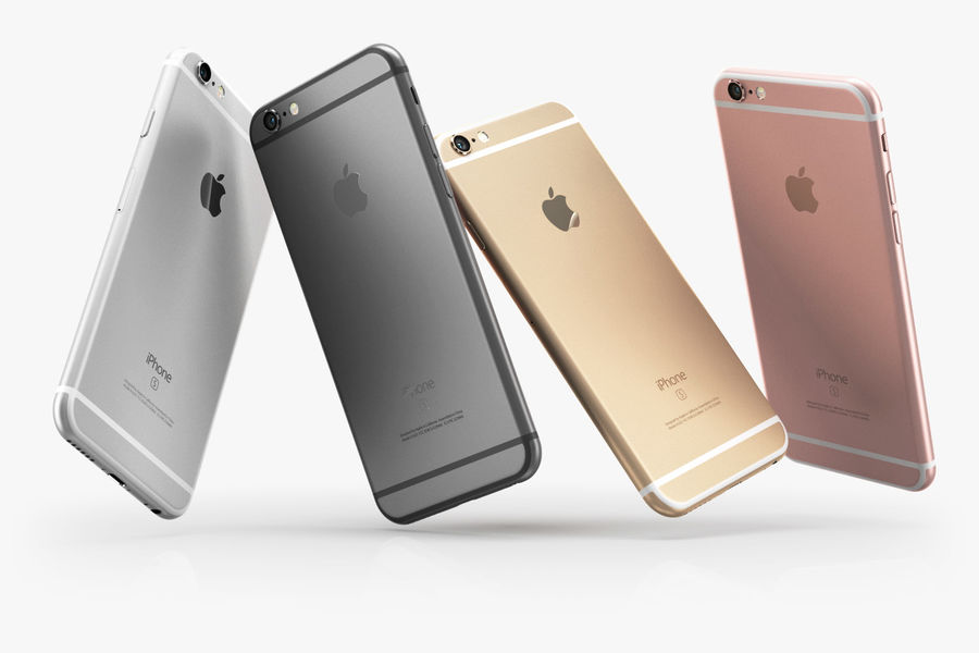 Apple Electronics Collection 2016 v1 royalty-free 3d model - Preview no. 6