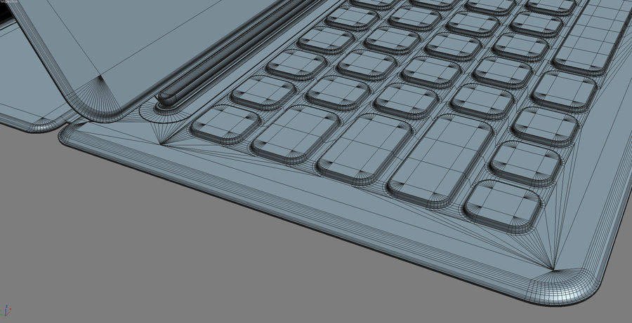 Apple Electronics Collection 2016 v1 royalty-free 3d model - Preview no. 60