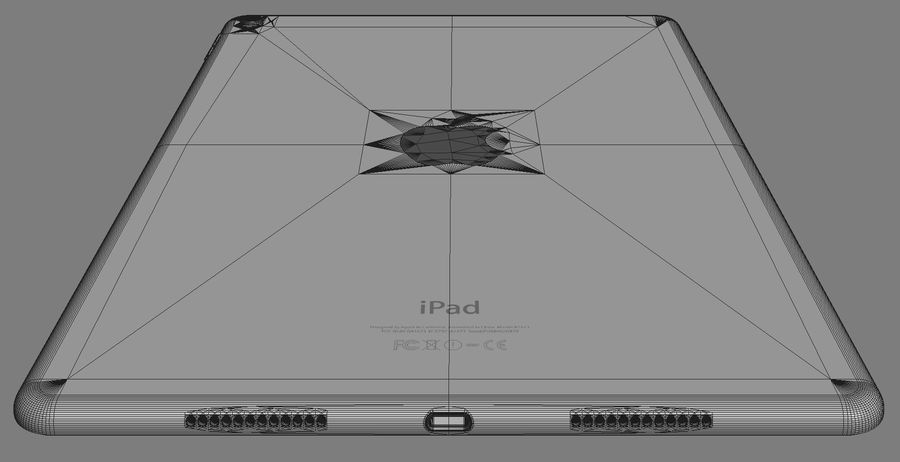 Apple Electronics Collection 2016 v1 royalty-free 3d model - Preview no. 61