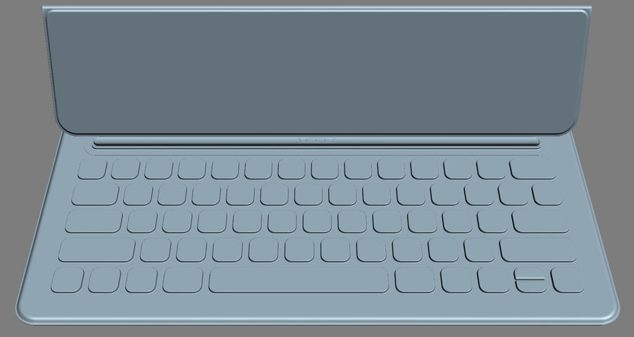 Apple Electronics Collection 2016 v1 royalty-free 3d model - Preview no. 57
