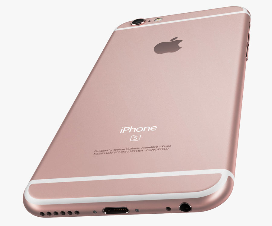 Apple Electronics Collection 2016 v1 royalty-free 3d model - Preview no. 14