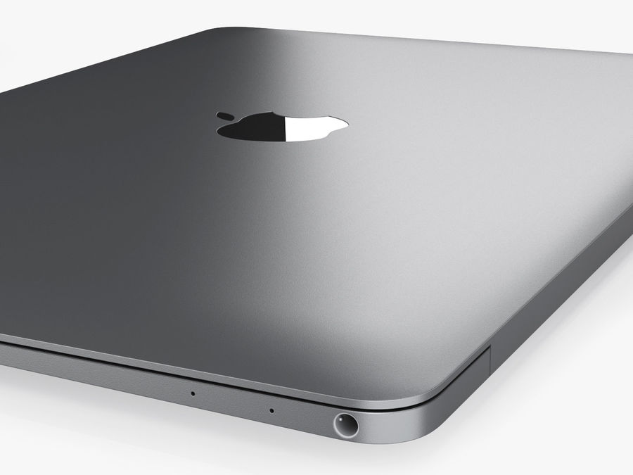 Apple Electronics Collection 2016 v1 royalty-free 3d model - Preview no. 99