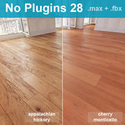 Floor 28 WITHOUT PLUGINS 3d model