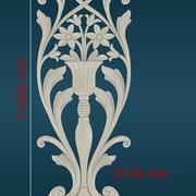 Decoratief ornament 3d model