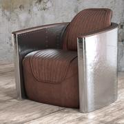 Aviator Tomcat Chair 3d model