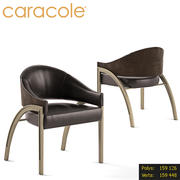 Architects Chair by Caracole 3d model