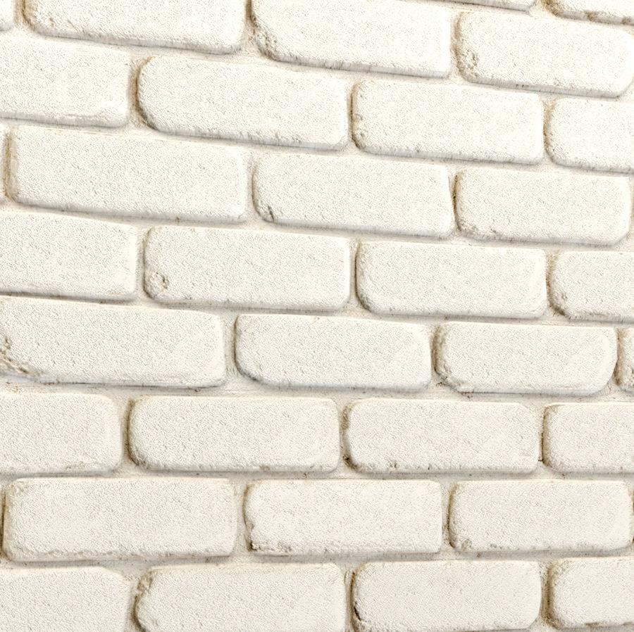 Pierre de plâtre, brique royalty-free 3d model - Preview no. 5