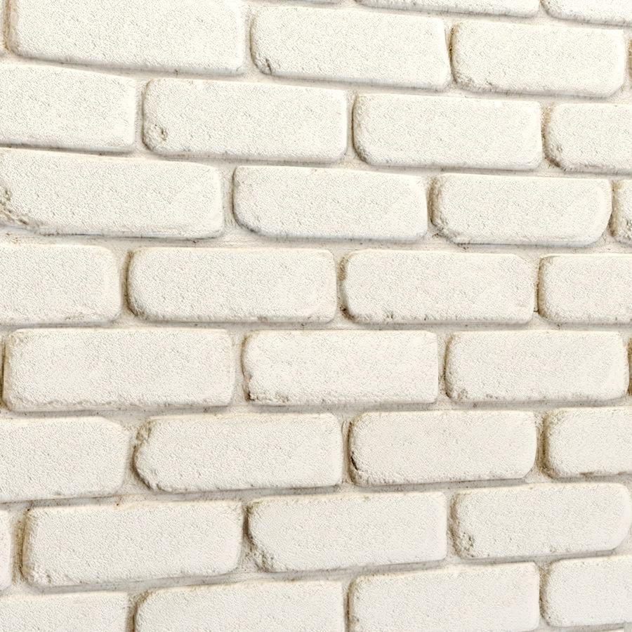 Pierre de plâtre, brique royalty-free 3d model - Preview no. 2