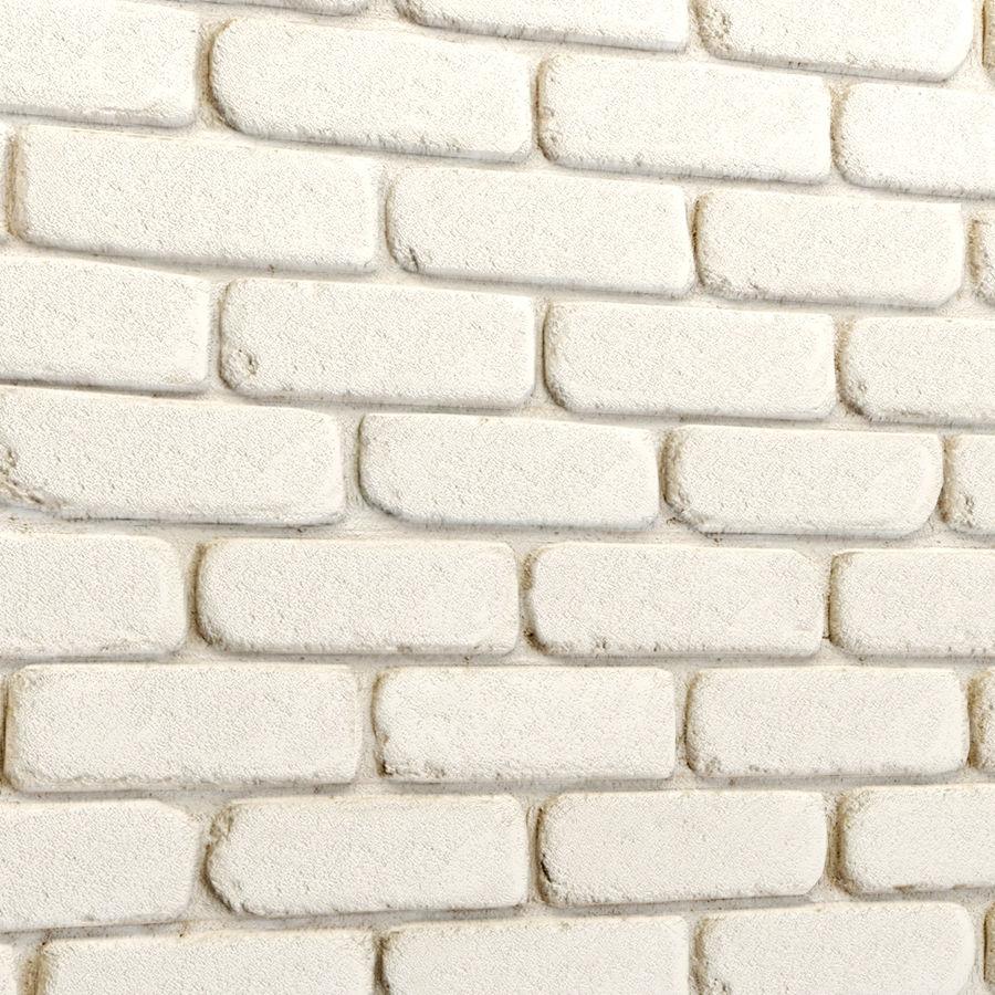 Pierre de plâtre, brique royalty-free 3d model - Preview no. 4