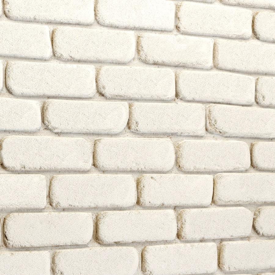 Pierre de plâtre, brique royalty-free 3d model - Preview no. 7