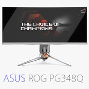 Best Gaming Monitor 3d model