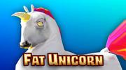 脂肪ユニコーン 3d model