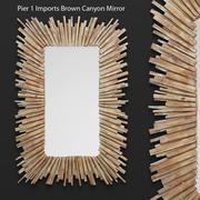 Ayna İskelesi 1 İthalat Kanyonu 3d model