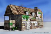 Gost House 3d model