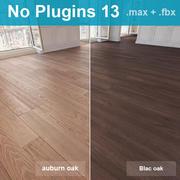 寄木細工の床13プラグインなし 3d model