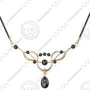 Necklace081 3d model