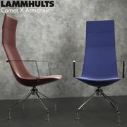Comet X armchair 3d model