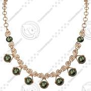 Necklace090 3d model