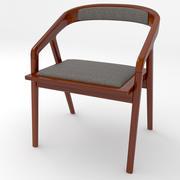 Chair dinning room 3d model