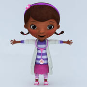 doktor 3d model