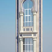 Islamic Moroccan Arch 3d model