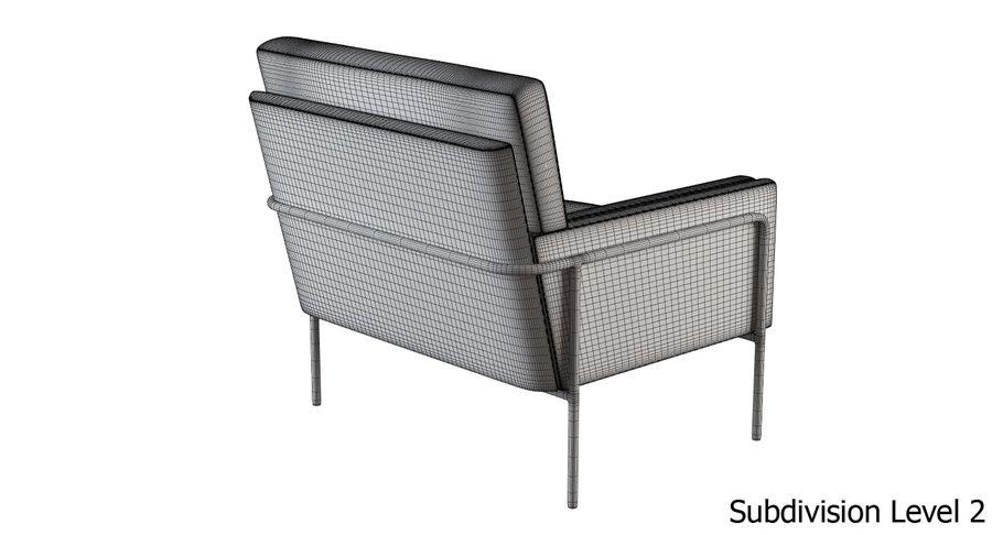 Кресло для отдыха royalty-free 3d model - Preview no. 14