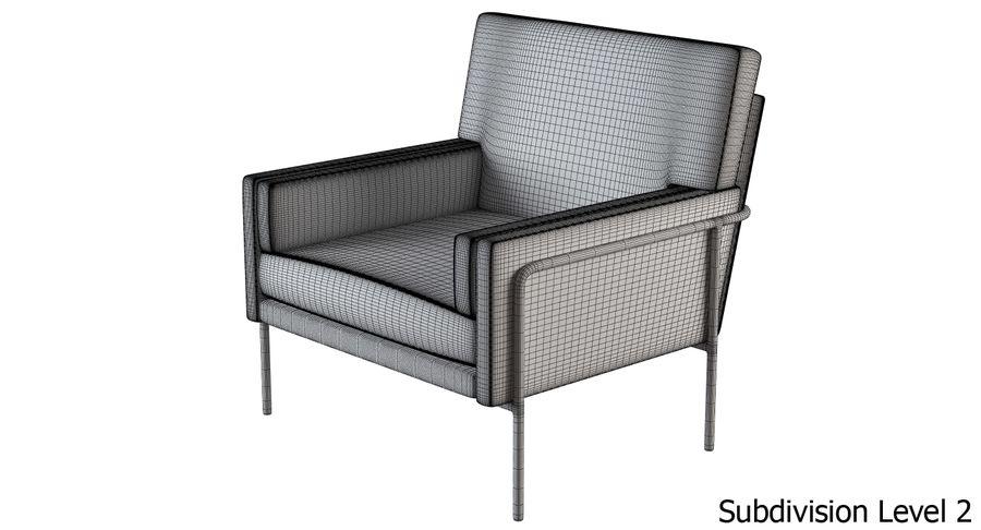 Кресло для отдыха royalty-free 3d model - Preview no. 11