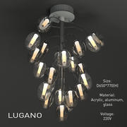 Armaturen Lugano 3d model