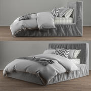 rh bed brook 3d model
