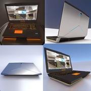 Alienware 18 3d model