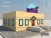 Poziom kasyna 2 3d model